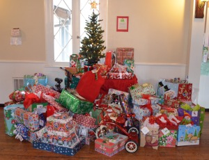 2014 Grateful, Glad & Giving Toy Drive